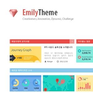 EMILY 테마디자인 - BIZ